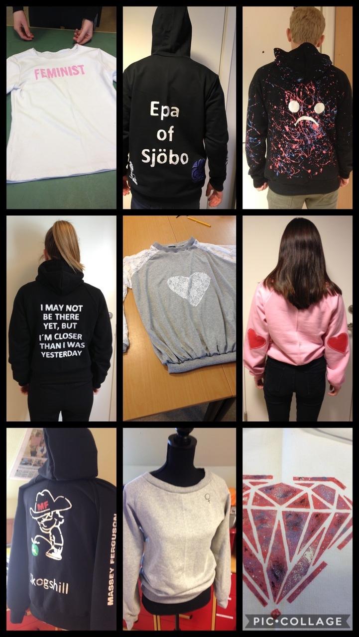 hoodie designa själv
